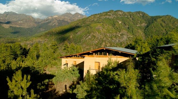 Amankora The Luxury Five Star Lodges In Bhutan Bhutan